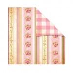 {Vintage whimsy}English garden stripe - Girl's paperie