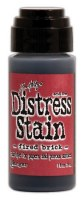 Distress stain FIRED BRICK