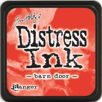 Mini encreur distress BARN DOOR