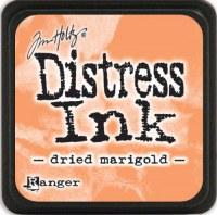 Mini encreur distress DRIED MARIGOLD