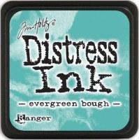 Mini encreur distress EVERGREEN BOUGH