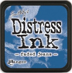 Mini encreur distress FADED JEANS