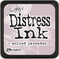 Mini encreur distress MILLED LAVENDER