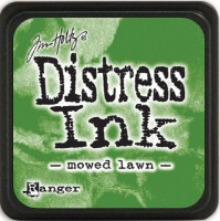 Mini encreur distress MOWED LAWN