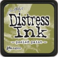 Mini encreur distress PEELED PAINT