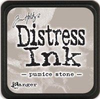 Mini encreur distress PUMICE STONE