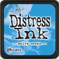 Mini encreur distress SALTY OCEAN