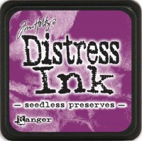 Mini encreur distress SEEDLESS PRESERVES