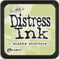 Mini encreur distress SHABBY SHUTTERS