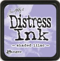 Mini encreur distress SHADED LILAC