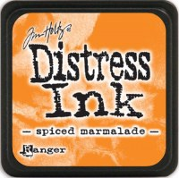Mini encreur distress SPICED MARMALADE