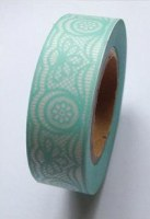 Masking tape SKY BLUE LACE - Love my tapes