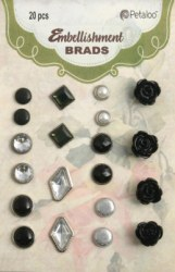 Brads black - Petaloo
