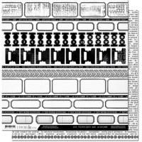 Les techniques N&B - Feuille 6 - L'encre et l'image