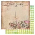 {Afternoon muse}Carte postale - Glitz design