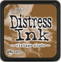 Mini encreur distress VINTAGE PHOTO
