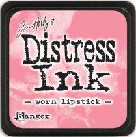 Mini encreur distress WORN LIPSTICK