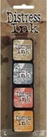 Kit mini distress ink n°7