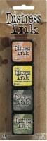 Kit mini distress ink n°10