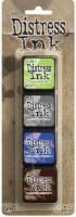 Kit mini distress ink n°14