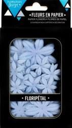 Fleurs Floripetal BLEU ACIER - Florilèges