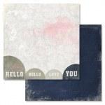 {Love you madly}Hello - Glitz design