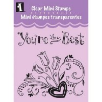 Tampon clear YOU'RE THE BEST - Inkadinkado