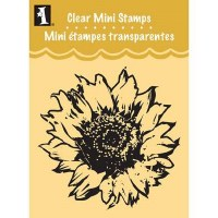 Tampon clear SUNFLOWER - Inkadinkado