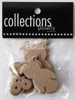 Chipboards OWLETS - Collections elements