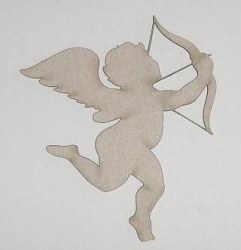Chipboards CUPID 2 pièces - Dusty attic