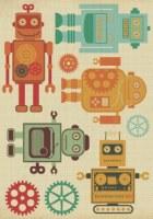 Chipboards 3D TECHNOLOGIC - Kaisercraft