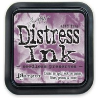 Distress ink SEEDLESS PRESERVES