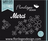 Dies ENVOL DE FLEURS - Florilèges