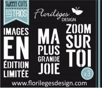 Dies ZOOM SUR TOI - Florilèges
