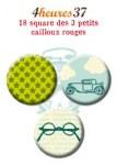 {18 square des cailloux}3 badges #01 - 4h37