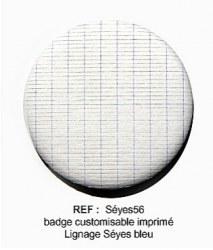 Badge SEYES 56mm - ScrapButtons