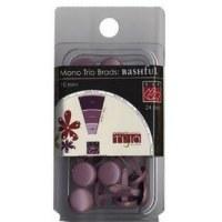 Monochromatic brads BASHFUL - Bazzil