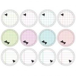 Love note circles - Elle's Studio