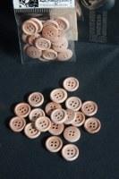 20 mini boutons bois - Zenatytude