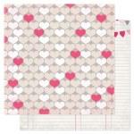 {Secret crush}Heartbeat - Pink paislee