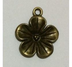 Charm FLEUR DE PRUNIER bronze