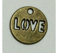 Charm ROND LOVE
