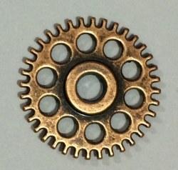 Charm ENGRENAGE STEAMPUNK bronze