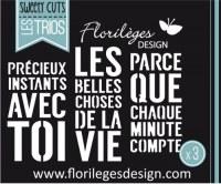 Dies BELLES CHOSES - Florilèges