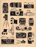 {Instants selfie}Tampon bois FOND PHOTOGRAPHIQUE - Florilèges