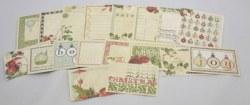 Journaling cards WAITING FOR SANTA - Webster