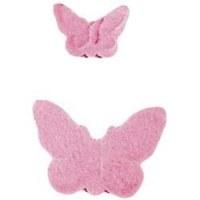 Papillons feutrine rose - Heidi Swapp