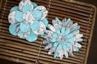 Paradise petals BLUE - Prima