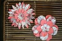 Paradise petals CORAL - Prima