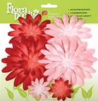 Fleurs DOUBLE DELIGHT Rose/rouge - Petaloo
